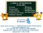 """clínica veterinaria """"O Salnés"""""""