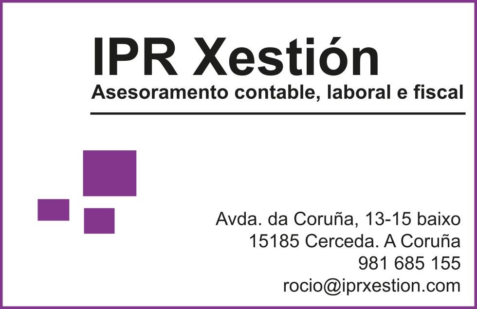 IPR Xestión